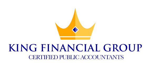 logo king financial group cpa